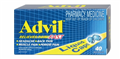 Advil Liquid 40 Capsules